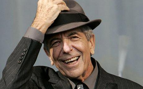 Mirė legendinis atlikėjas Leonardas Cohenas