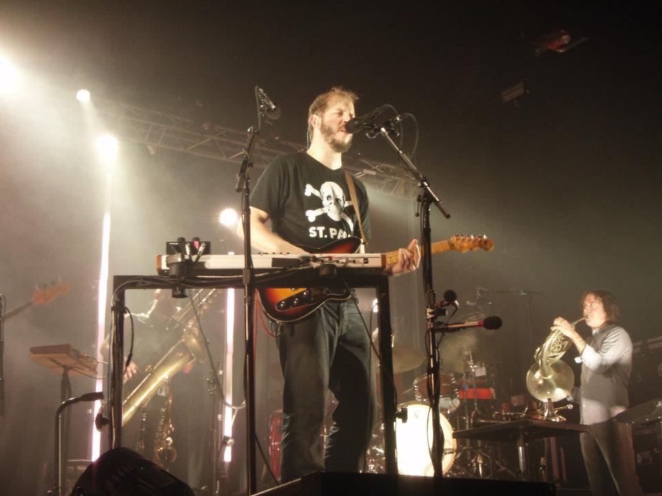 Bon Iver koncertas Hamburge (nuotr. Ashlee Lee Gray)
