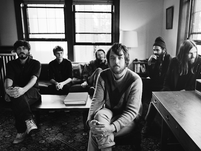 """Fleet Foxes"" (nuotr. Sean Pecknold)"