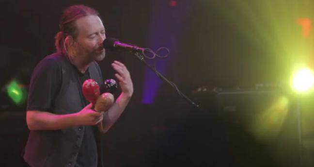 """Iš interneto dingo """"Radiohead"""""""