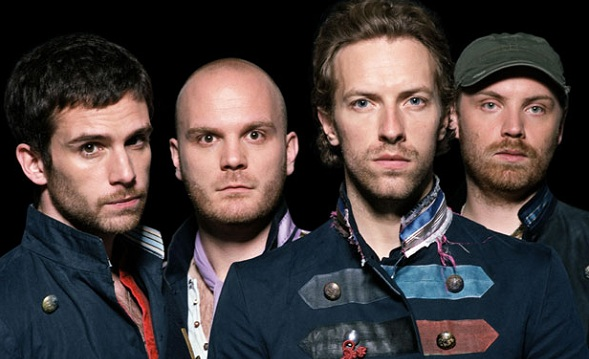 Coldplay group