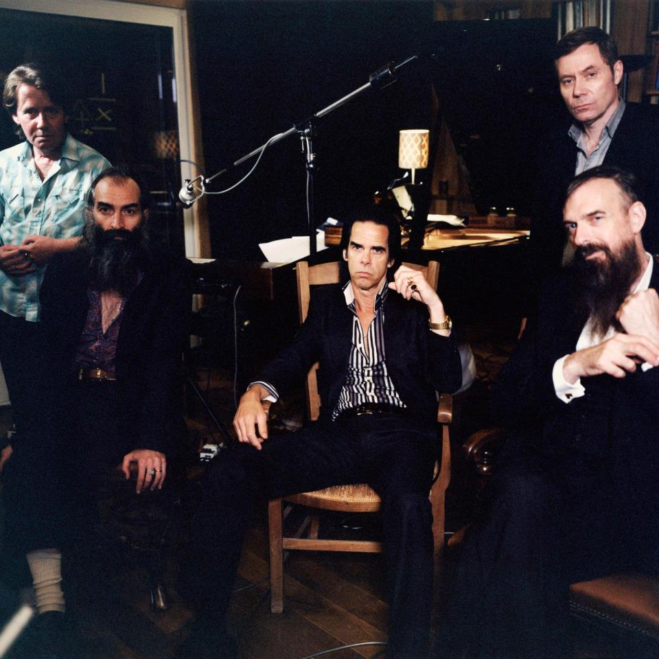 Nick Cave And The Black Seeds (nuotr. kolektyvo facebook profilis)
