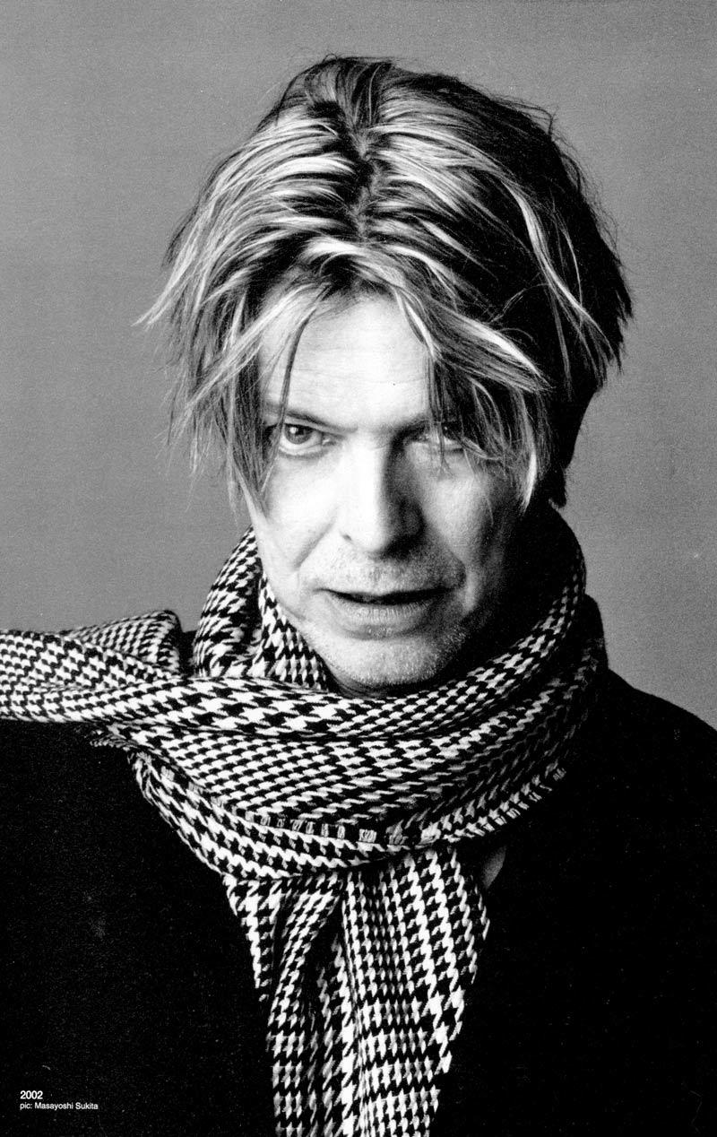 Gimtadienio proga – naujas Davido Bowie albumas