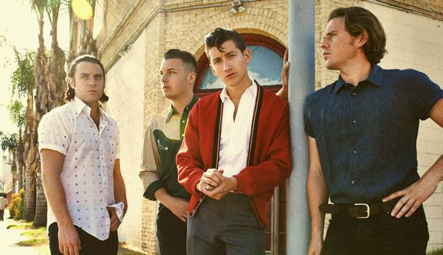 GYVAI: Arctic Monkeys – No. 1 Party Anthem