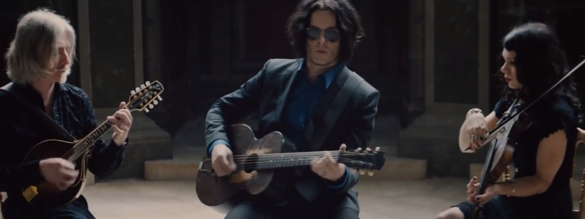 La Blogotheque: Jack White – The Same Boy You've Always Known/ Entitlement