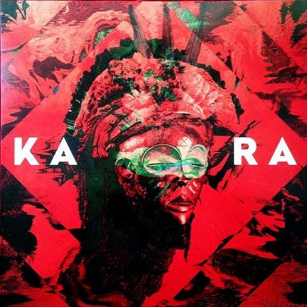 """We Are Shining"" albumo ""Kara"" viršelis"
