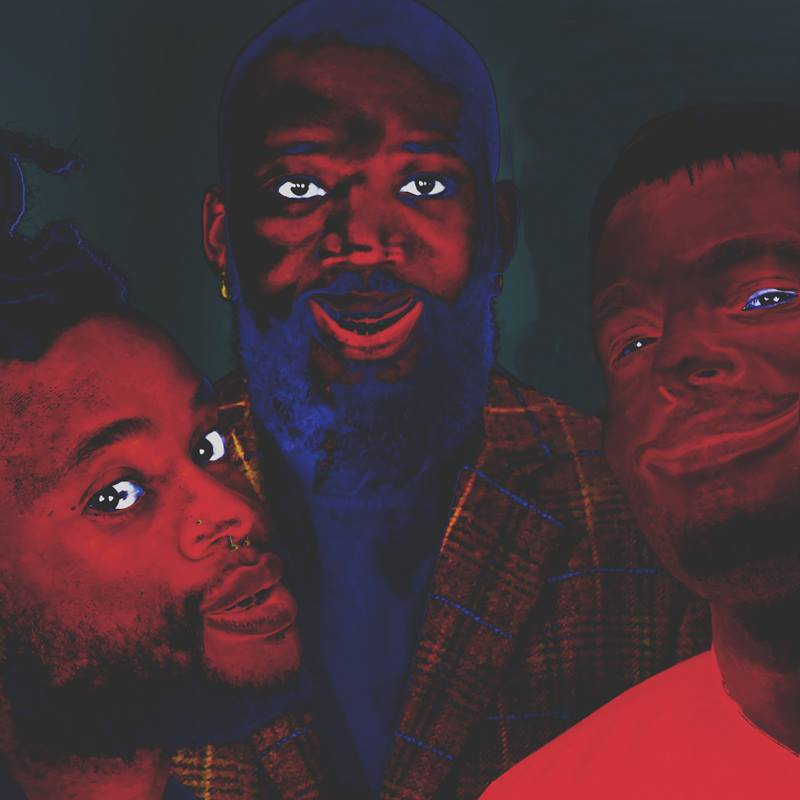GYVAI: Young Fathers - I Am Not Your Boy / Only Child