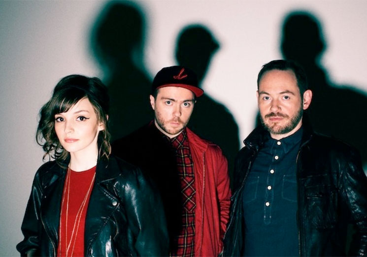 GYVAI: CHVRCHES - Leave A Trace