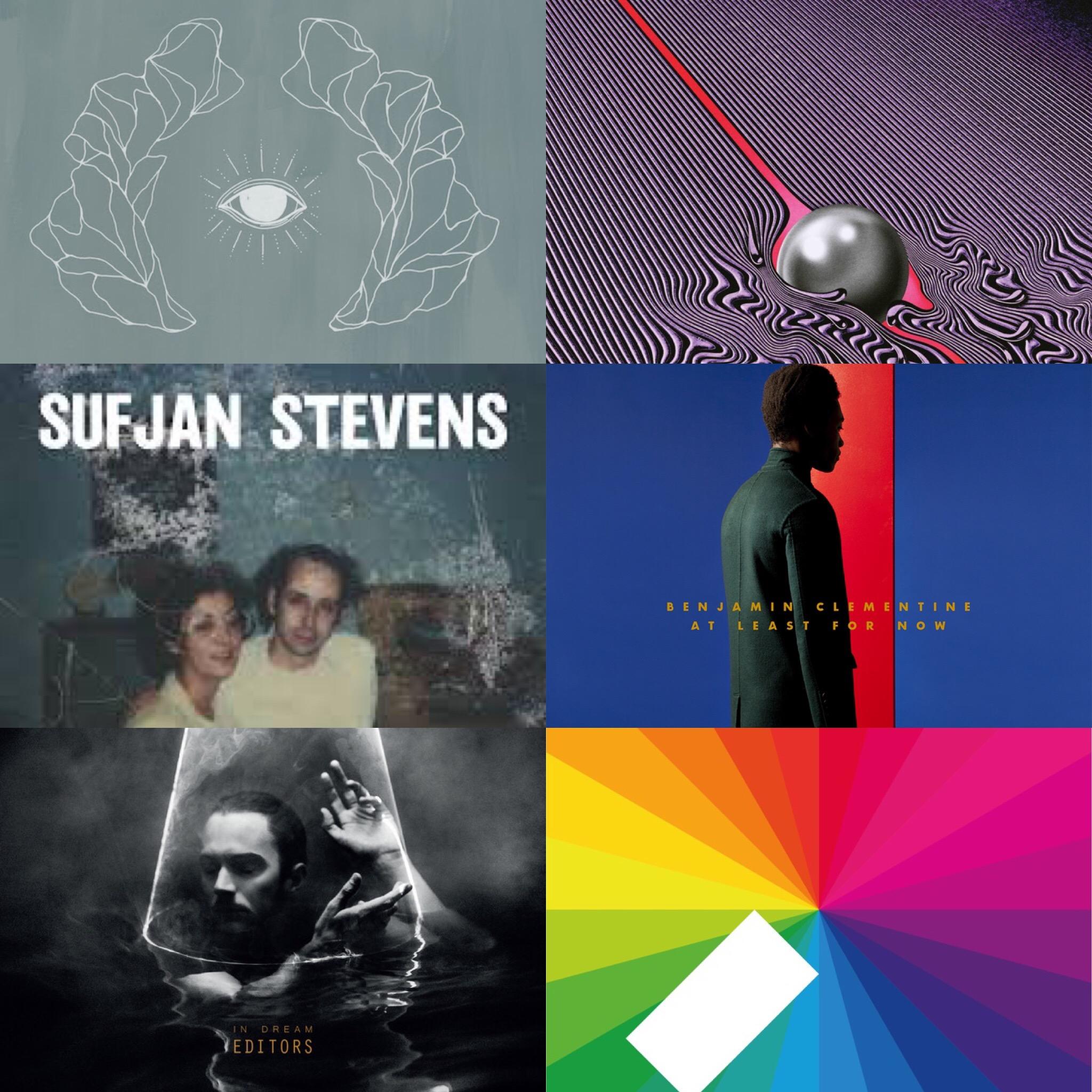manoMUZIKA.lt: geriausių 2015 metų albumų TOP 15