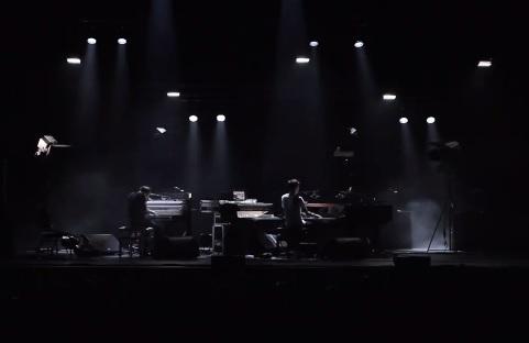 Berlyne – netikėtas Nils Frahm ir Jon Hopkins pasirodymas (+ video)