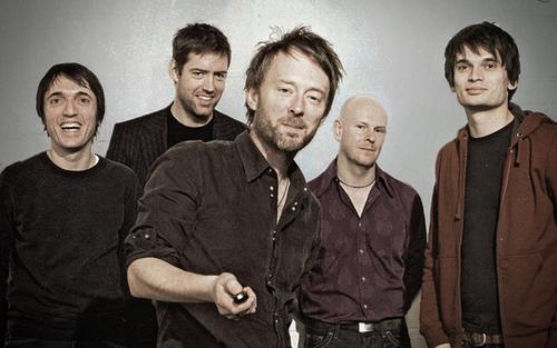 Birželio mėnesį – naujas Radiohead albumas