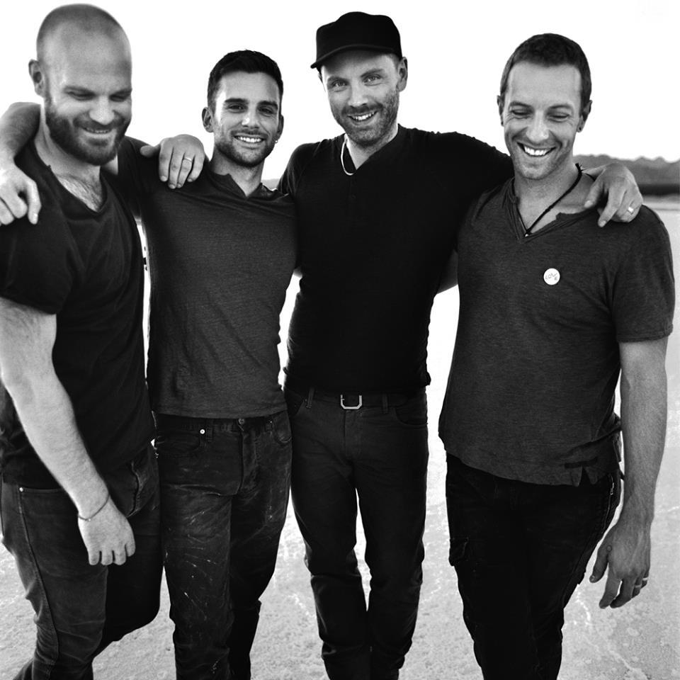 Coldplay (nuotr. A. Corbijn)
