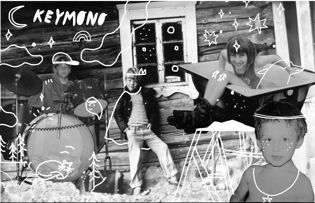 """Naujas KEYMONO albumas """"Time Capsule"""" jau internete"""