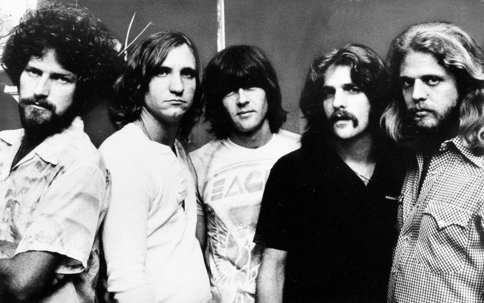 Išsiskyrė grupė Eagles