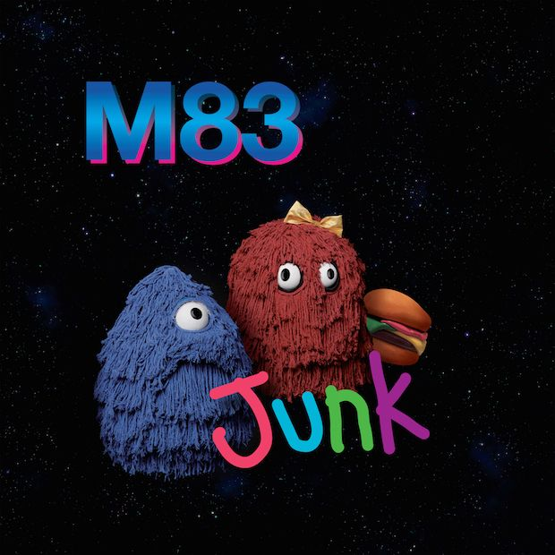Penktadienio naujų albumų perklausa: PJ Harvey, M83 ir Frightened Rabbit