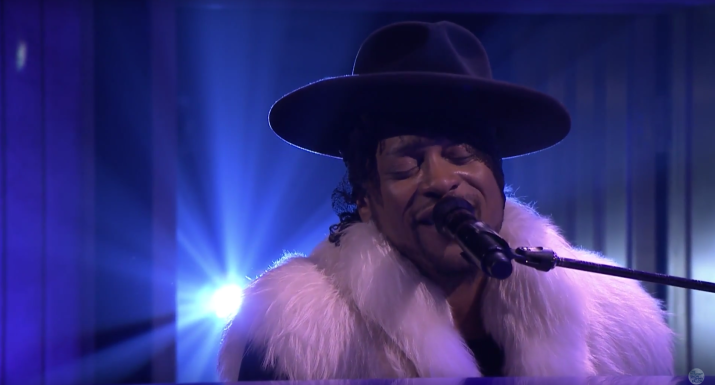 GYVAI: D'Angelo – Sometimes It Snows in April (Prince Cover) (Feat. Princess)