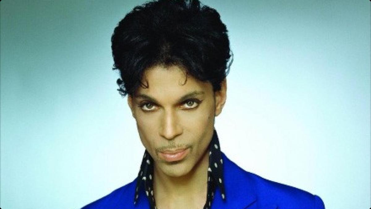 Mirė kultinis atlikėjas Prince