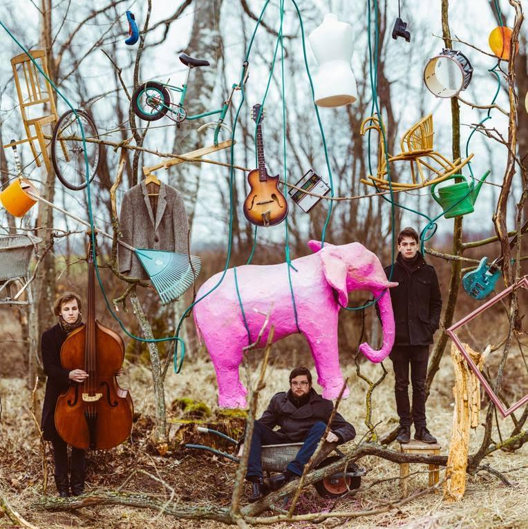 Latvijos psichodelikai The Pink Elephant atvyksta į Lietuvą pristatyti savo naujo albumo