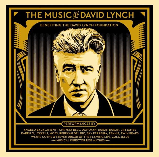 David Lynch filmų muzika netrukus bus išleista dvigubame albume