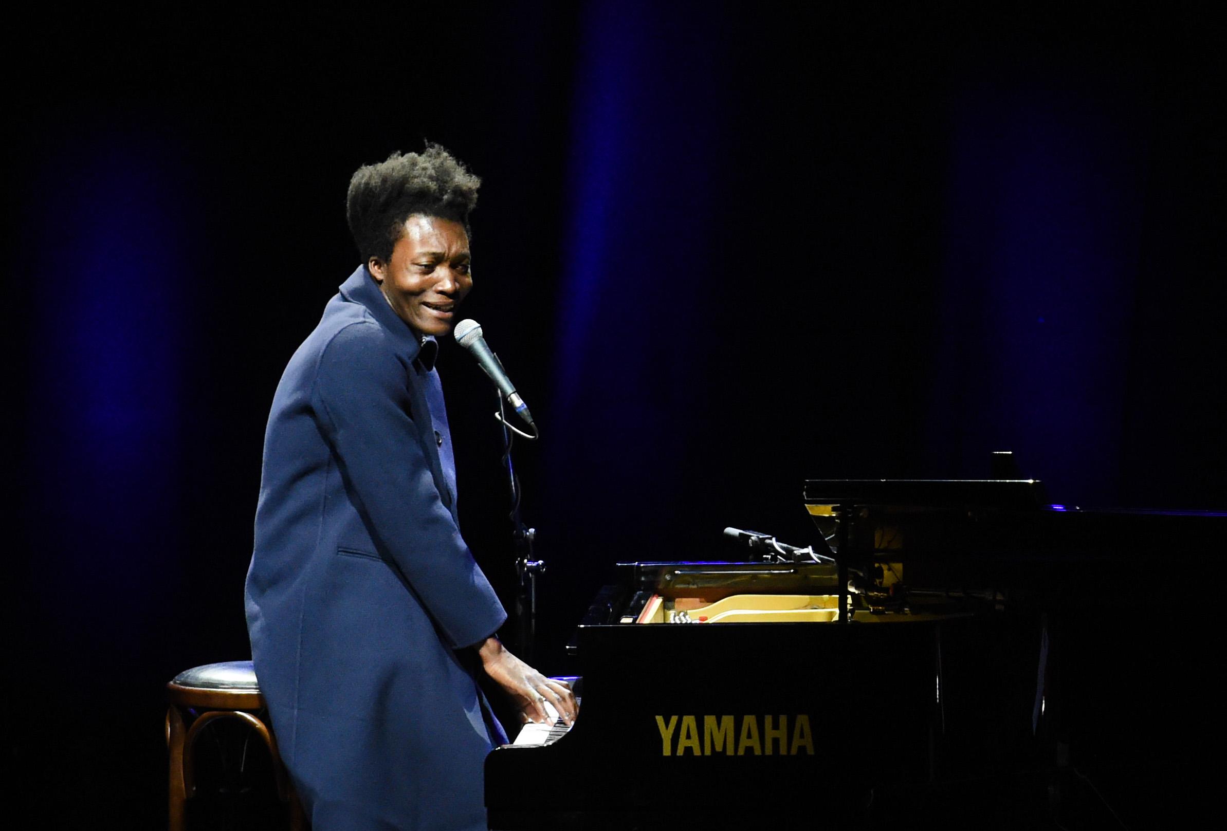 Benjamin Clementine koncertas Lietuvoje: per tikra ir per subtilu apibendrinti
