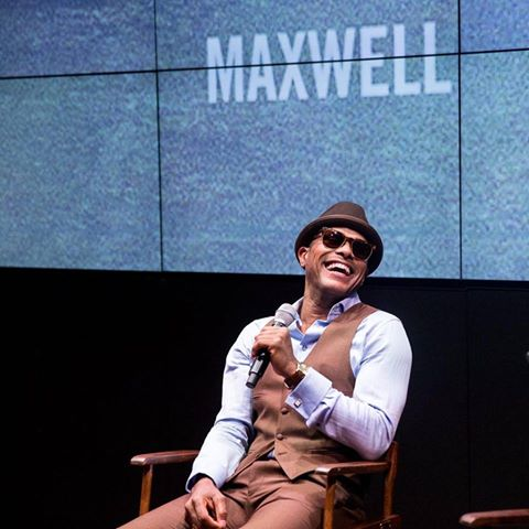 Maxwell – Lake By the Ocean