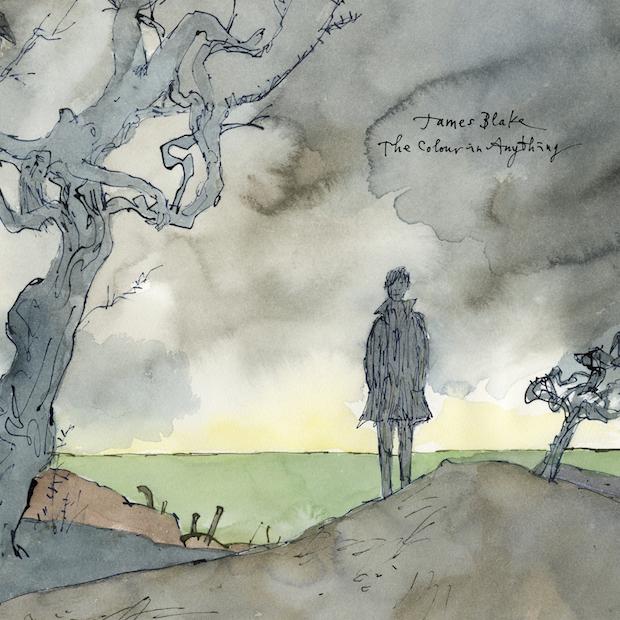Pagaliau pristatytas naujausias James Blake albumas