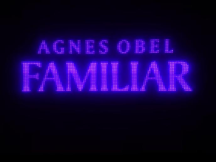 Agnes Obel – Familiar