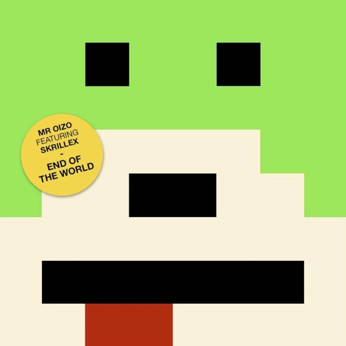 Mr. Oizo feat. Skrillex – End Of The World