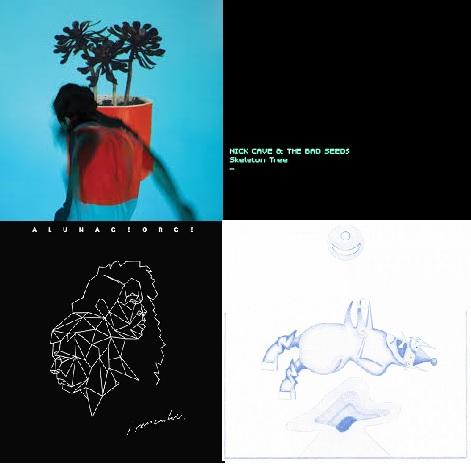 Albumai, kuriuos išgirsti būtina: rugsėjis, 2016 (I dalis)