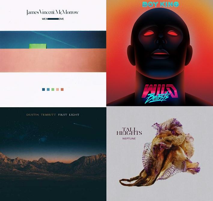 Rugpjūčio mėnesio albumai, kuriuos išgirsti būtina