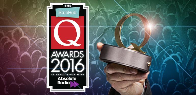 """Londone išdalinti žurnalo """"Q"""" muzikos apdovanojimai"""