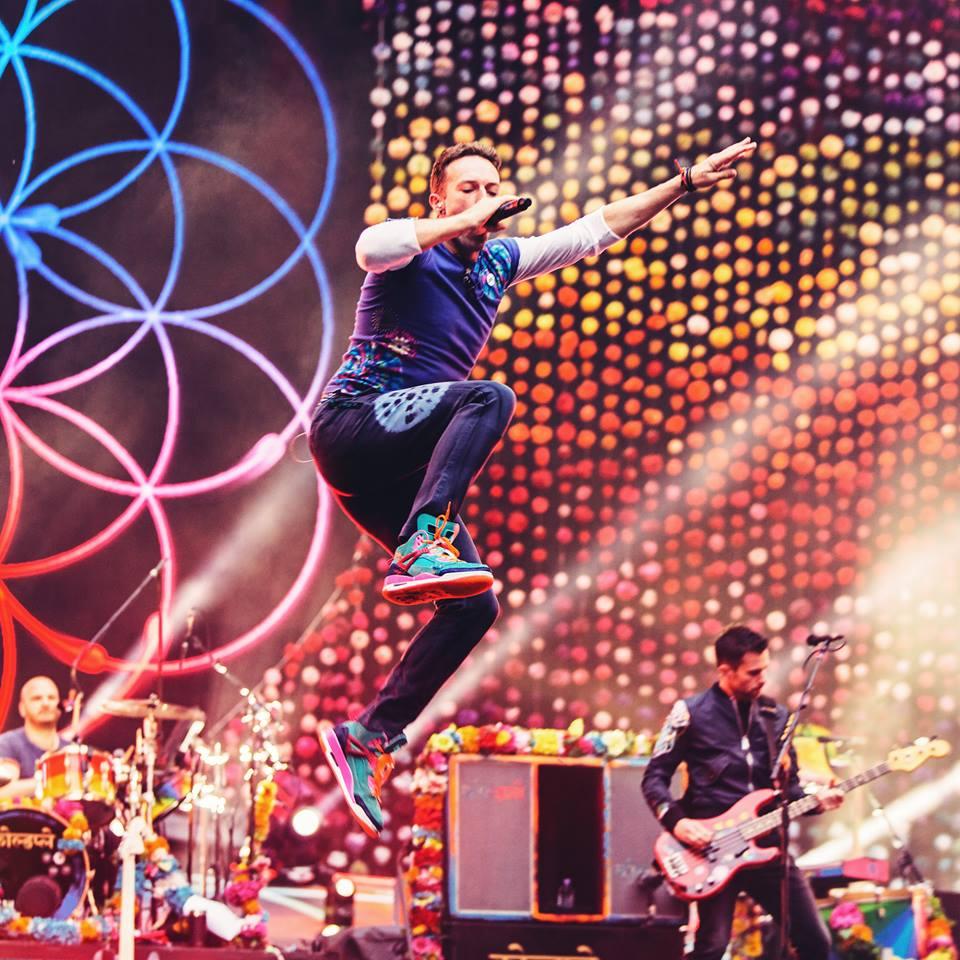 Klausomiausia grupe internete paskelbta Coldplay pristato gyvą 5 dainų EP (perklausykite)