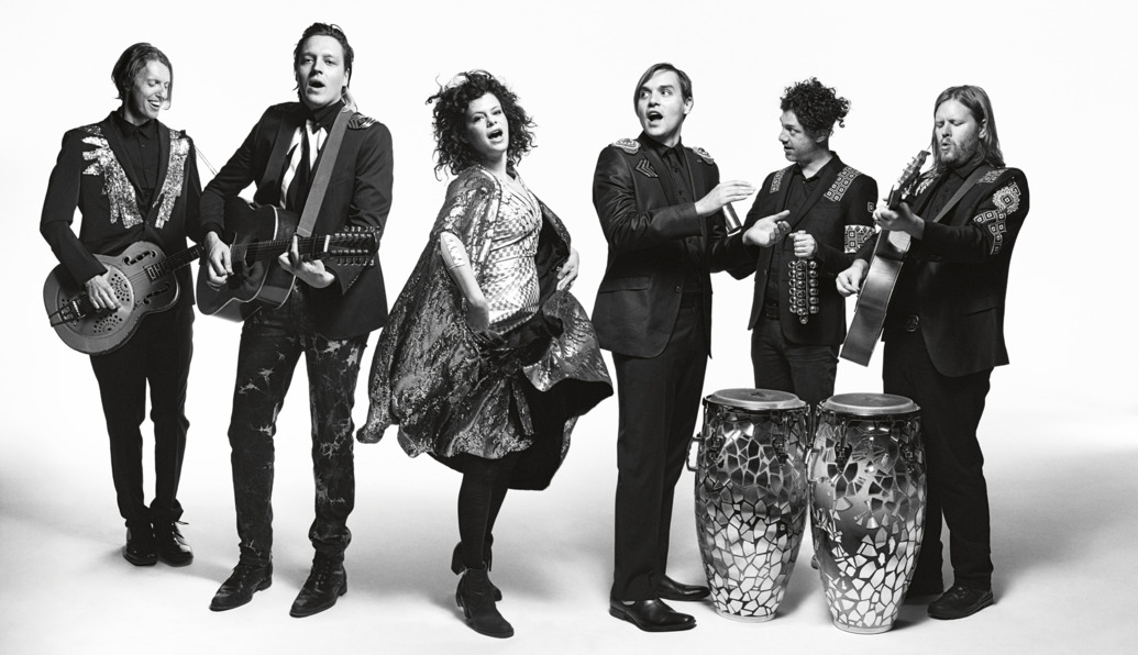 Naujojo Arcade Fire albumo galima tikėtis jau šį pavasarį