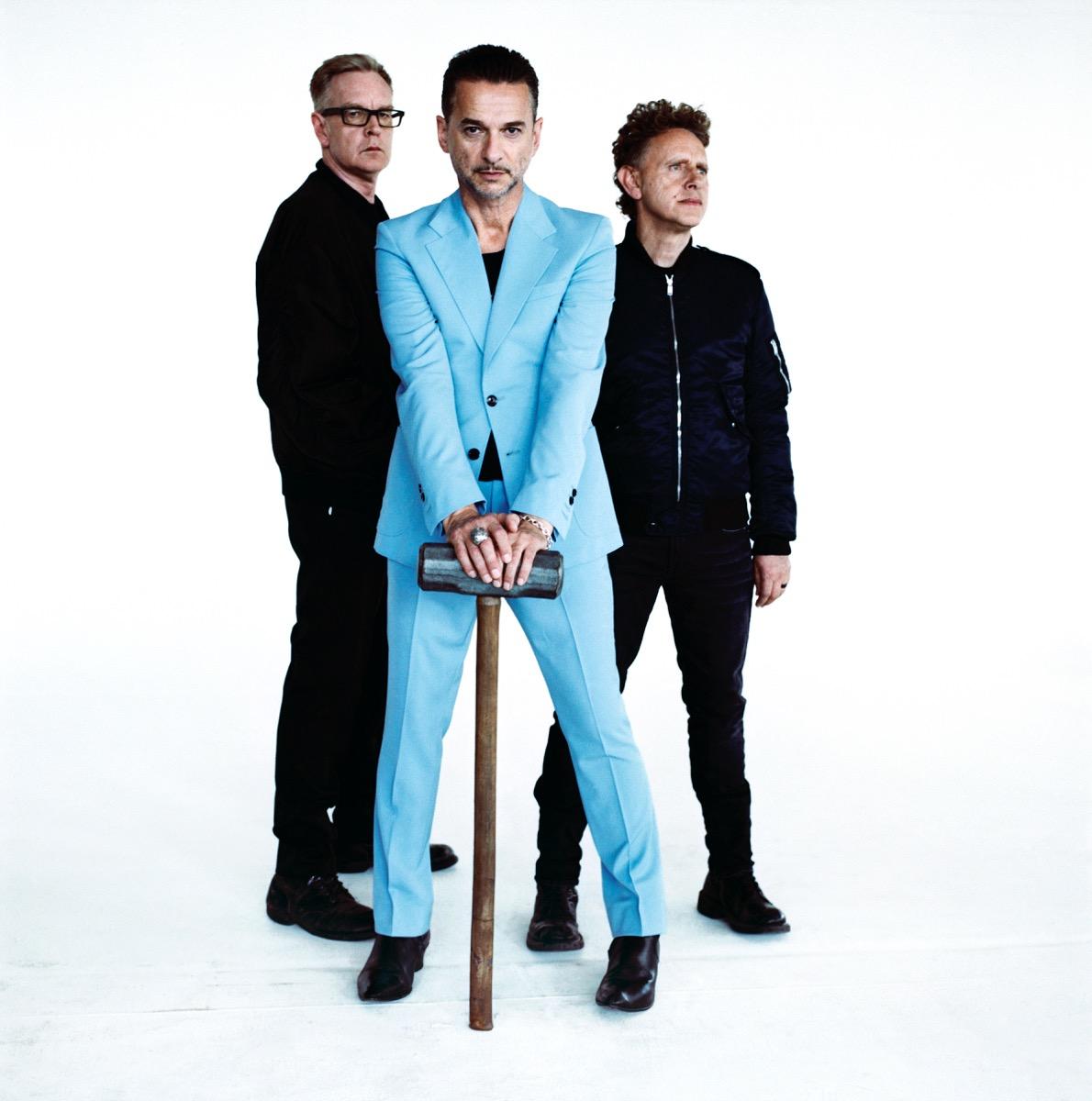 Depeche Mode išleidžia naują albumą ir pristato pirmąją jo dainą