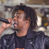 LOUISVILLE, KY - JULY 16:  Danny Brown performs at Waterfront Park on July 16, 2016 in Louisville, Kentucky.  (Photo by Timothy Hiatt/WireImage)