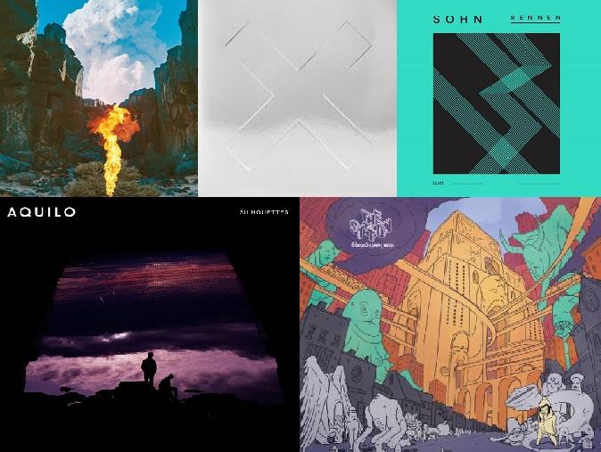 Albumai, kuriuos išgirsti būtina: Sausis, 2017