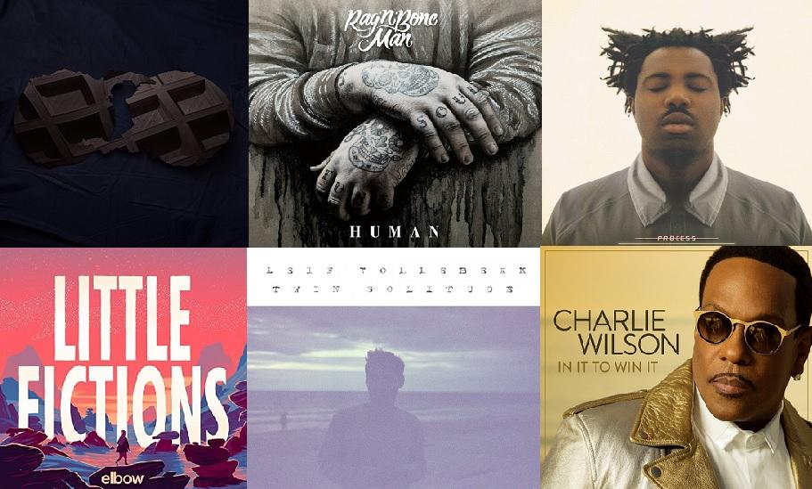 Albumai, kuriuos išgirsti būtina: Vasaris, 2017 (II dalis)