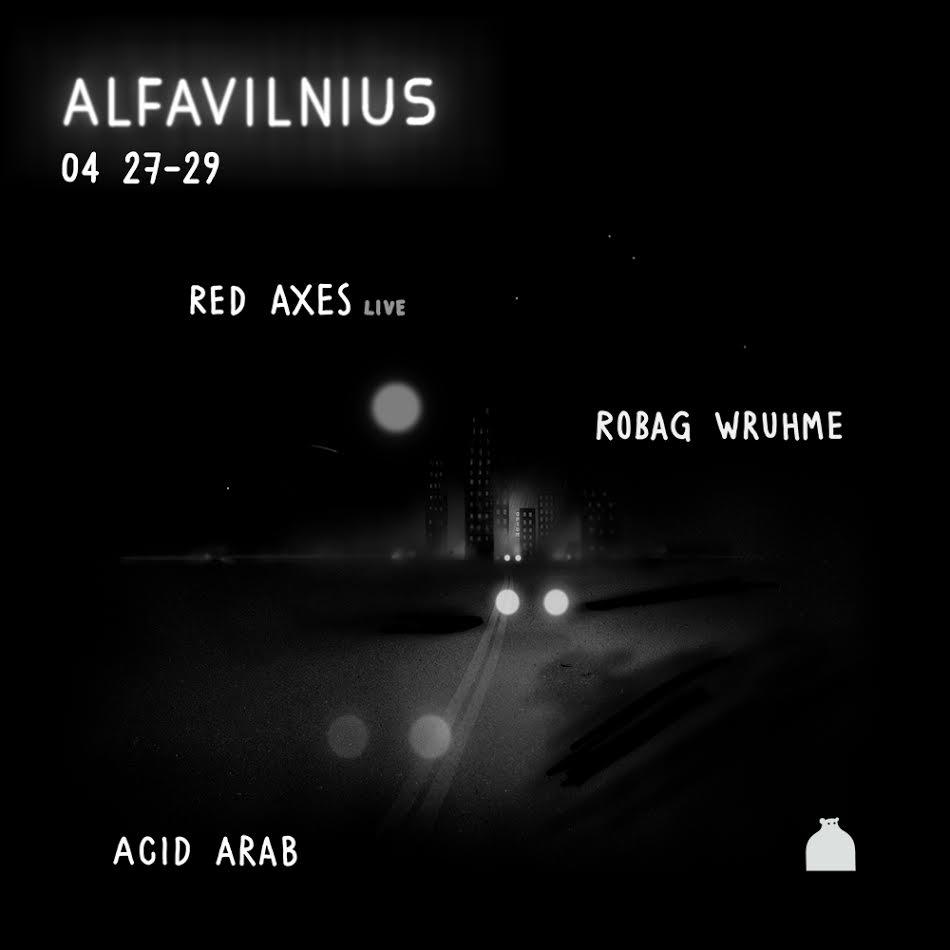 Paskutinį balandžio savaitgalį Vilniuje – naujas elektroninės muzikos festivalis