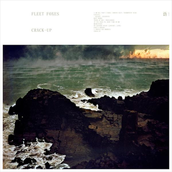 Fleet Foxes_albumo viršelis