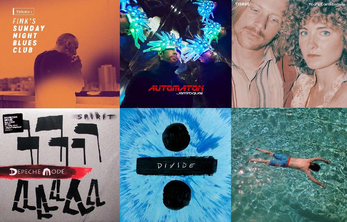 Albums_MARCH