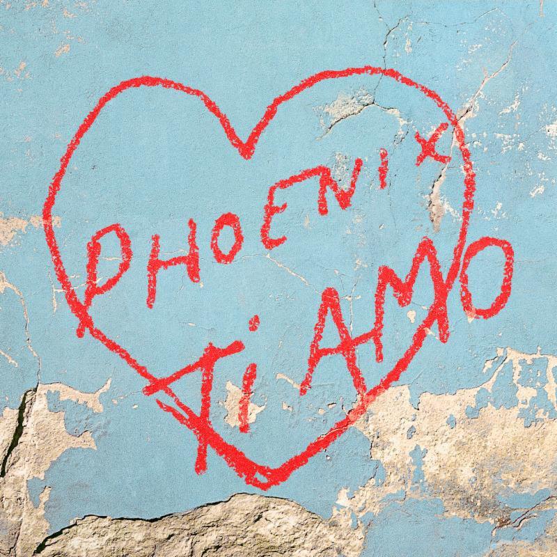 Šiandien išleidžiamas naujas Phoenix albumas (perklausykite)