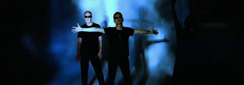 Depeche Mode – Going Backwards