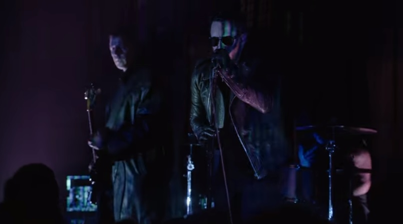 Naujame serialo Tvin Pykso miestelis epizode – grupė Nine Inch Nails