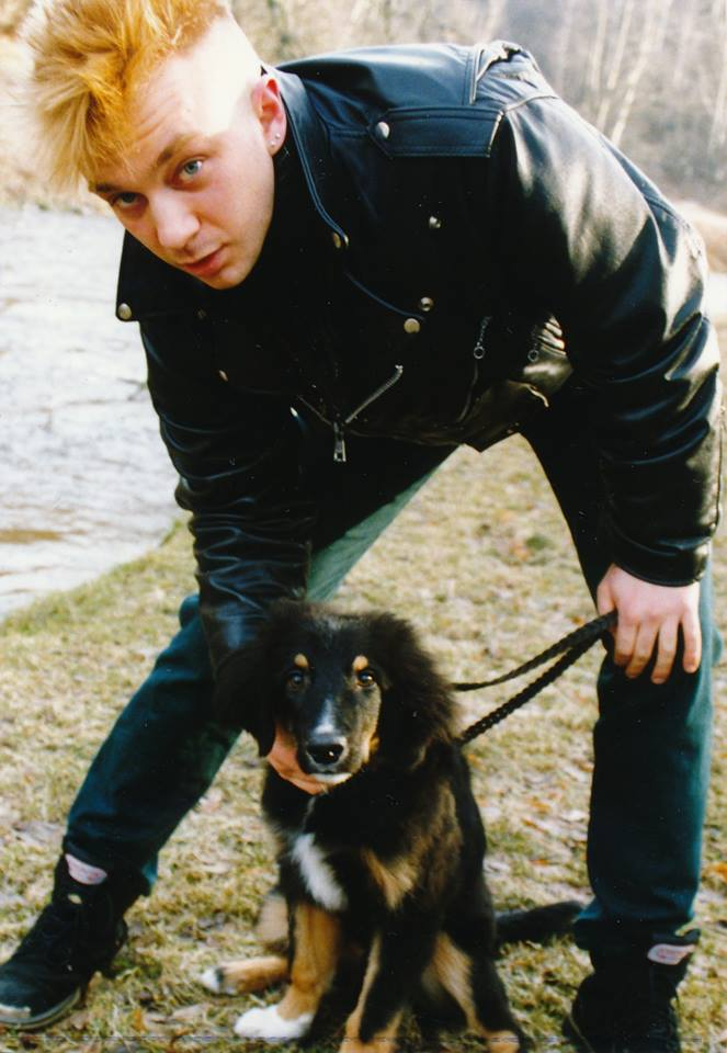 A. Mamontovas 1994 m.