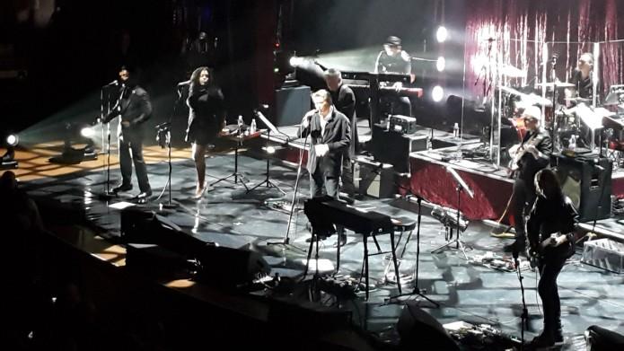 B. Ferry koncertas Krokuvoje