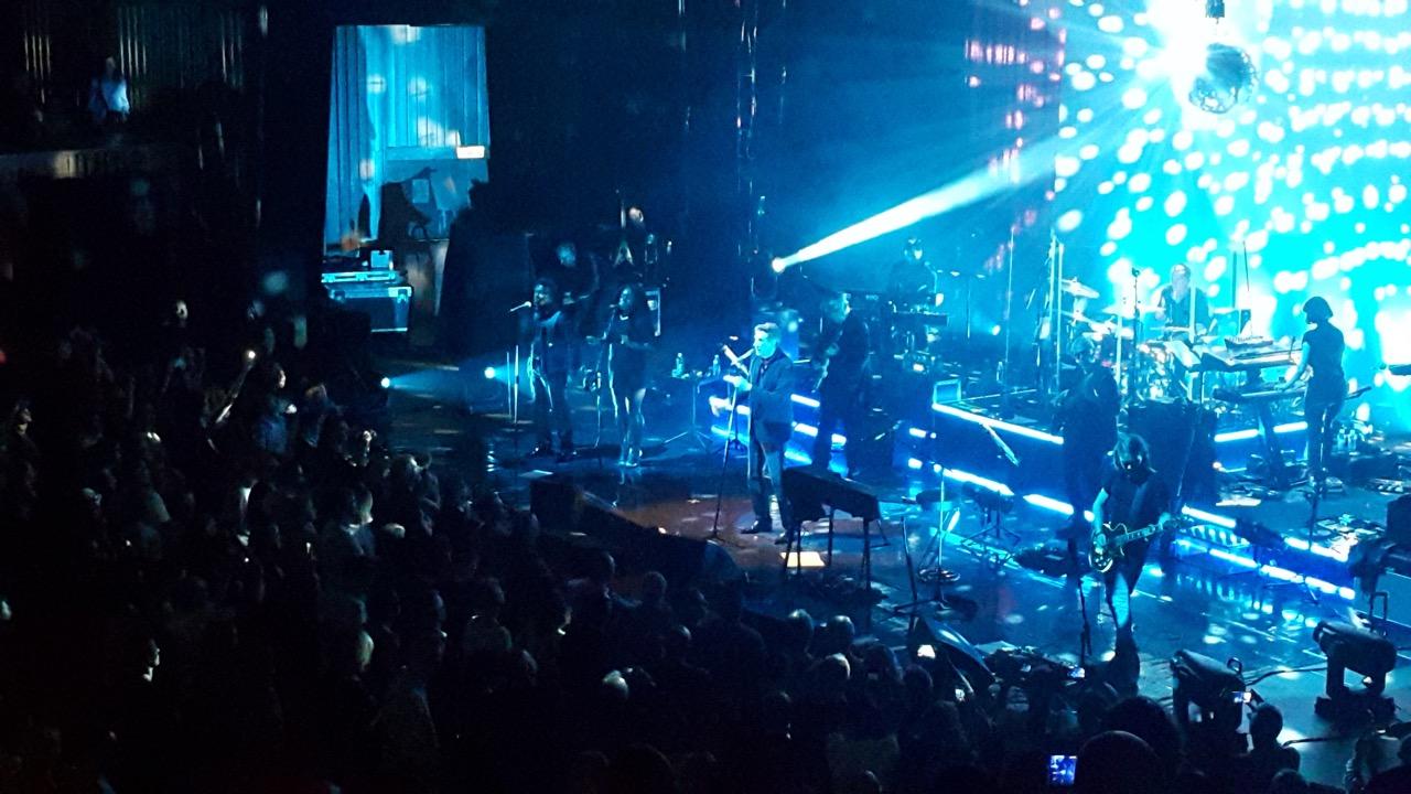 B. Ferry koncertas Krokuvoje II