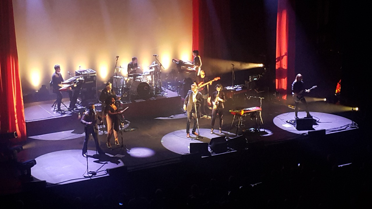 B. Ferry koncertas Taline II