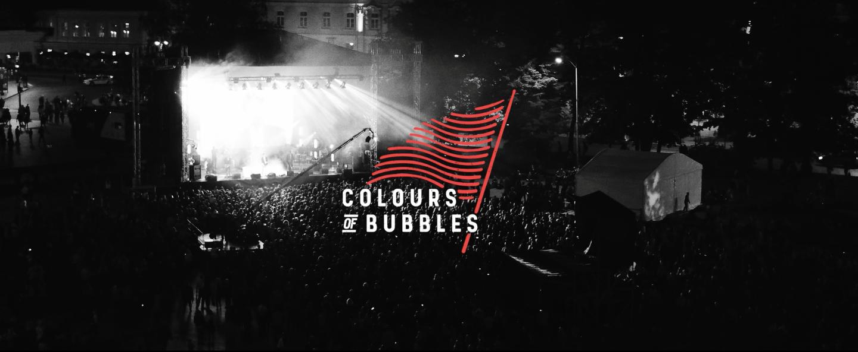 "45 minutės su ""Colours Of Bubbles"" muzika"