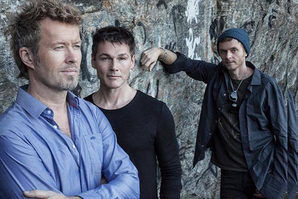 Trakuose koncertuos Norvegijos super grupė A-ha