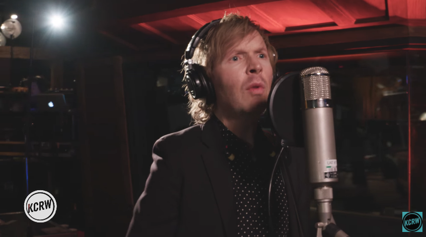 50 minučių su Beck muzika